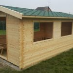 Outdoor Classroom Bespoke Log Cabin