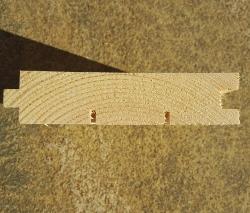 27mm Log Cabin Floorboard