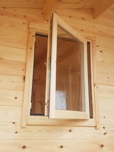 Joinery Made Log Cabin Doors Windows Astwood Log Cabins